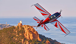 Extra 200 pour formation UPRT Cannes Aviation
